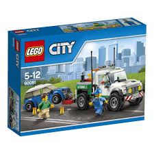 60081 LEGO CITY Pickup Tow Truck