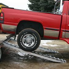 100 Ramp Truck Car Hauler 120 X 20 Aluminum Trailer S Walmartcom