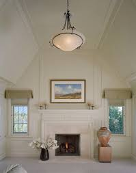Up Lighting For Cathedral Ceilings by Cathedral Ceiling Lighting Ideas Bedroom Traditional With Candles
