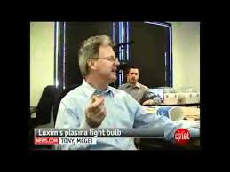 what is an lep light bulb light emitting plasma