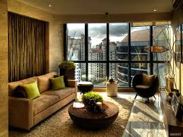 Modern Interior Design Ideas Cool Apartment Living Room Decoration