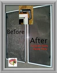 Pet Doors For Patio Screen Doors by Screen Doors Window Screen Repair Mobile Screen Service Econo
