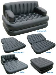 Intex Inflatable Sofa Uk by Remarkable Sleeper Sofa With Air Mattress Alluring Interior Design