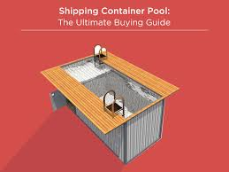 100 Shipping Containers For Sale Atlanta Container Pool The Ultimate Buying Guide Excelite Pool