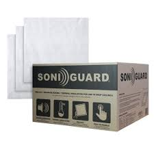 Soundproof Ceiling Tiles Menards by Ceilume Soniguard 24 In X 24 In Drop Ceiling Acoustic Thermal