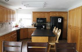 Paint Colors For Kitchen Cabinets And Walls by Our Kitchen Cabinet Paint Colors Chris Loves Julia