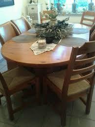 esszimmer tisch 4 stühle kleine kommode
