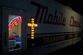100 T A Truck Stop Ontario California Ransport For Christ A Trucker Chapel In Ohio US