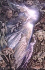 Faeries They Can Be Seelie Or Unseelie One Is Good Evil