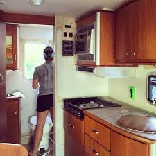 THAT TIME WE REMODELED OUR CLASS C RV