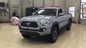100 Toyota Truck Reviews 2018 Tacoma TRD OffRoad Review YouTube