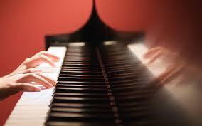 Piano Music Studio Wallpaper