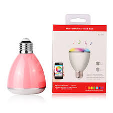 play bulb bluetooth smart led light bulbs controlled dimmable