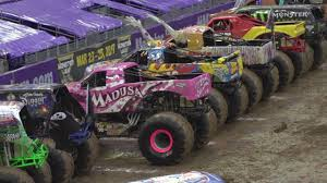 100 Monster Trucks Cleveland Jam In Nashville June 18 2016 Nissan Stadium YouTube
