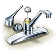 Replacing A Faucet Valve by Fixing A Leaky Bathroom Sink Faucet Ball Type Faucets Repair