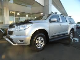 2013 Holden Colorado Lt D/cab Manual