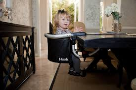 Inglesina High Chair Amazon by Amazon Com Joovy Hook On Highchair Black Leatherette