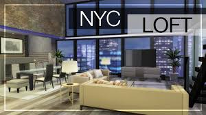 100 Loft 26 Nyc NYC LOFT CC LINKS The Sims 4 Luxury Build