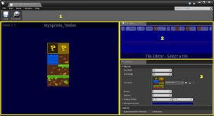 Tiled Map Editor Unity by Paper 2d Tile Sets Tile Maps Unreal Engine
