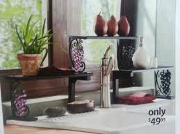 Grape Wall Decor For Kitchen by 128 Best Grape And Wine Kitchen Decor Images On Pinterest