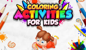 Coloring Activities For Kids Android Education App Source Code