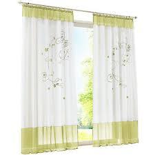 gardinen wohnzimmer vorhänge mit kräuselband fenstergardine