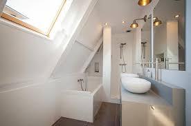 salle de bains combles amenages