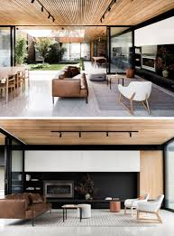 100 Design House Inside The Courtyard By FIGR Architecture Interior