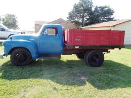 100 Ton Truck 1954 Chevrolet 1 For Sale ClassicCarscom CC1141289