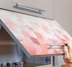 klebefolie für möbel rosa marmor für möbel