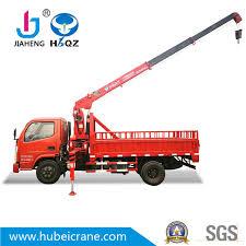 100 Truck Mounted Boom Lift Hot Item Factory Price 32ton Construction Mini Portable Hydraulic Telescopic Boom Crane For Building