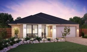 100 Townhouse Facades Harlow 25m Deep Block Home Design McDonald Jones Homes