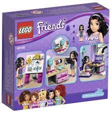 spielzeug lego friends 41115 l atelier de couture d