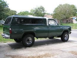 1973 Dodge W200 - Gary P. - LMC Truck Life