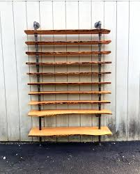 Reclaimed Wood Bookcase Chicago Bookshelf Uk For Sale