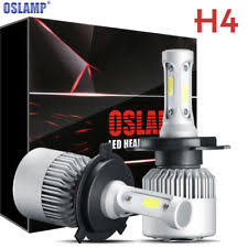 nissan navara d22 d40 h4 led headlight kit vs hid xenon halogen