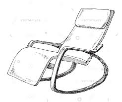 Rocking Chair Isolated On White Background. Sketch A Comfortable Chair.  Vector Illustration. Rocking Chair By Adigit Sketch At Patingvalleycom Explore Clipart Denture Walker Old Tvold Age Set Collection Pvc Pipe 13 Steps With Pictures Shop Monet Black And White Rocking Chair Walker Old Tvold Age Set Bradley Slat Patio Vector Clip Art Of A Catamart Isolated On White Background A Comfortable Illustration Silhouettes Of Home And Stock Image
