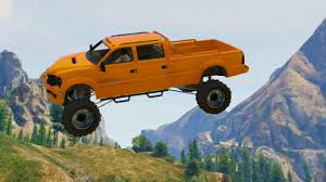 100 Funny Truck Pics Flying Monster Race GTA 5 Moments YouTube
