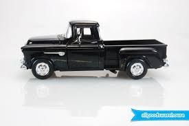 1955 Chevy 5100 Stepside Pickup Truck 1:24 Scale Classic Diecast ... Truck Models Toy Farmer Best Rc 116 Scale Model Trucks Collection Amazing Intermodellbau Model C509 Yellow Southpac Trucks 1pcs 143 Scale Diecast Metal Car Cstruction Model Trucks Kick Arse Toys And Models Pinterest Jakes Die Cast Replicas Automobilia Dmb Specialist Suppliers Of 150 Iveco Wsi Manufacturer 187 Filechristian Chapson Modeljpg Wikimedia Commons Trailers Ho Junk Mail Pin By Tim On Semi Shipping Containers Buses