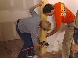 Wood Floor Nailer Gun by How To Install A New Door Jamb How Tos Diy