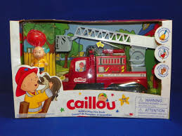Toys & Hobbies - Caillou: Find Offers Online And Compare Prices At ... 15 Ingredients For Building The Perfect Food Truck Make Jerrdan Tow Trucks Wreckers Carriers Kids Toy Build Fire Station Truck Car Kids Videos Bi Home Rosenbauer Leading Fire Fighting Vehicle Manufacturer Dickie Toys Engine Garbage Train Lightning Mcqueen Toy Ride On Unboxing And Review Youtube Old Restoration Elkridge Department Maryland Toysrus Lego City Police Station Time Lapse 2017 Ford Super Duty Built Tough Fordcom