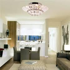 chandelier semi flush mount lighting hallway ceiling