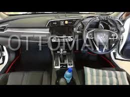 Honda Carpet by Honda Civic Fc With Ottoman Black Carpet Red Lining Youtube