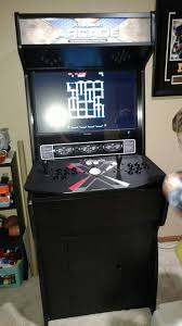 Arcade Cabinet Plans 32 Lcd by I Took A Trip To The Recroommasters Storefront To Check Out The