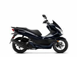 2018 Honda PCX150 Review Specs Blue