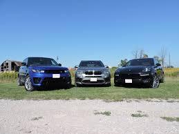 100 Porsche Truck Price BMW X5 M Vs Cayenne Turbo S Vs Range Rover Sport SVR