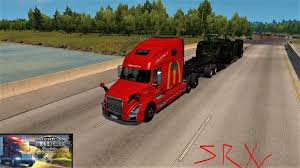 American Truck Simulator - Cross Country Truckin: Part 2 - Augusta ...