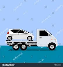 100 Auto Truck Transport Vector Stock Vector Royalty Free 585054034 Shutterstock