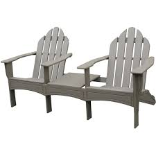 Eagle One Adirondack Recycled Plastic Double Patio Chair With Table Fniture Outdoor Patio Chair Models With Resin Adirondack Chairs Vermont Woods Studios Shine Company Tangerine Seaside Plastic 15 Best Wood And Castlecreek Folding Nautical Curveback 5piece Multiple Seating Group Latest Inspire 5 Reviews Updated 20 Stonegate Designs Composite With Builtin Gray Top 10 Of 2019 Video Review