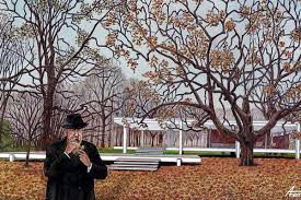 100 Van Der Architects Graphic Novel Depicts The Life Of Mies Van Der Rohe Curbed